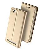 Чехол-книжка Dux Ducis для Xiaomi Redmi 5A gold, фото 2