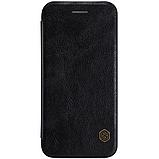 Чехол-книжка NILLKIN Qin Series для iPhone 7 / iPhone 8 black, фото 2
