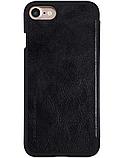 Чехол-книжка NILLKIN Qin Series для iPhone 7 / iPhone 8 black, фото 3