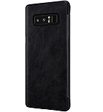 Чехол-книжка NILLKIN Qin Series для Samsung Galaxy Note 8/N950 black, фото 2