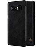 Чехол-книжка NILLKIN Qin Series для Samsung Galaxy Note 8/N950 black, фото 3