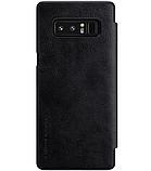 Чехол-книжка NILLKIN Qin Series для Samsung Galaxy Note 8/N950 black, фото 5