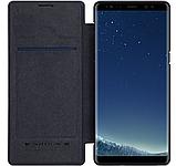 Чехол-книжка NILLKIN Qin Series для Samsung Galaxy Note 8/N950 black, фото 6