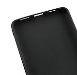 Силиконовый чехол SlimCase для Xiaomi Redmi Note 4X black, фото 2