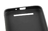 Силиконовый чехол SlimCase для Xiaomi Redmi 4A black, фото 2