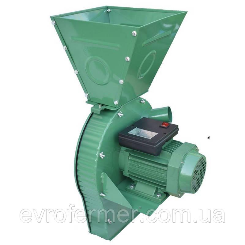 Зернодробилка Master Kraft 4 кВт