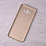 Чехол накладка Loco для Samsung Galaxy S8/G950 gold, фото 2