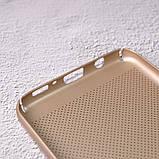 Чехол накладка Loco для Samsung Galaxy S8/G950 gold, фото 4