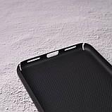 Чехол накладка Loco для Huawei P8 Lite 2017 black, фото 4