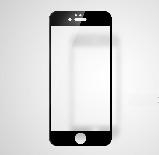 Защитное стекло 5D Future Full Glue для iPhone 6/6s black, фото 2