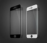 Защитное стекло 5D Future Full Glue для iPhone 6/6s black, фото 3
