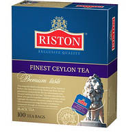 """Чай файнест Цейлон """"Riston"""" 25х1,5 г"""