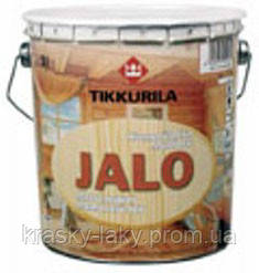 Лак матовый для дерева и стекла алкидный Jalo Tikkurila, 3л