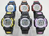 Дитячі годинники S-Sport Timex yellow (жовтий), фото 6