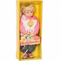 Інтерактивна лялька Катеринка 5113, на українській, у подарунок свічка, фото 1
