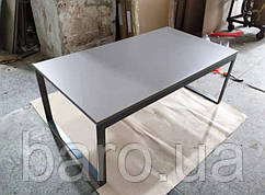 Стол журнальный BRIGHTON R (120*65*45см) MDF мокко, Nicolas