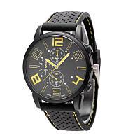 Часы мужские наручные GT Sport yellow