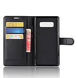 Чехол-книжка Bookmark для Samsung Galaxy Note 8/N950 black, фото 4