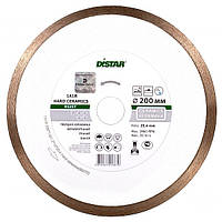 Диск алмазний DI-STAR 200*1,6/1,2*10*25,4 Hard Ceramics