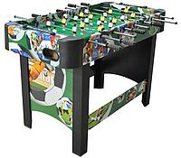 Настольный футбол Lux - 122 х 62 х 85 см настольная игра футбол для взрослых и детей
