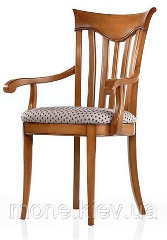 """Итальянский стул  с подлокотниками """"Grazia"""", фото 2"""