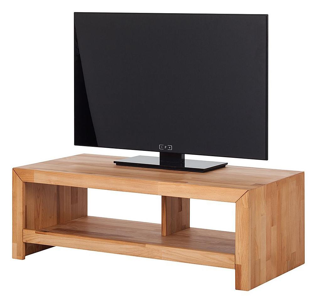 Тумба под телевизор из дерева 013