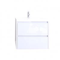Тумба для ванной комнаты Marsan Alexis 600 белая