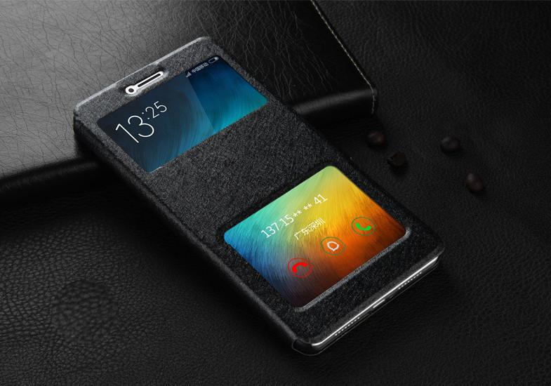 Чехол-книжка Holey для Xiaomi Mi Max 2 black