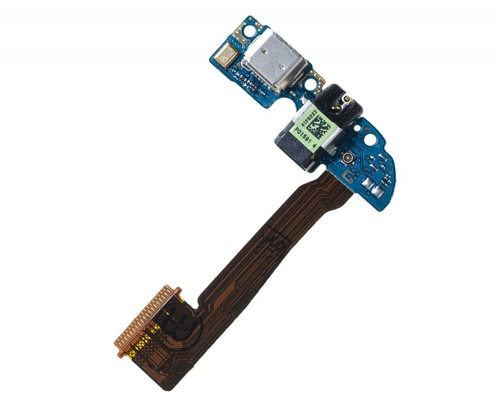 Плата мікрофону, конектора зарядки для HTC One M8, One M8s, 16 ГБ