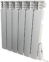 Электрорадиатор ЭРА+ 6 секций 650Вт, фото 1