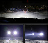 Светодиодная лампа HB4 с охлаждением HighBe 9-32V 36W, фото 4