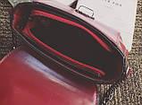 Сумка женская клатч Nina black, фото 3