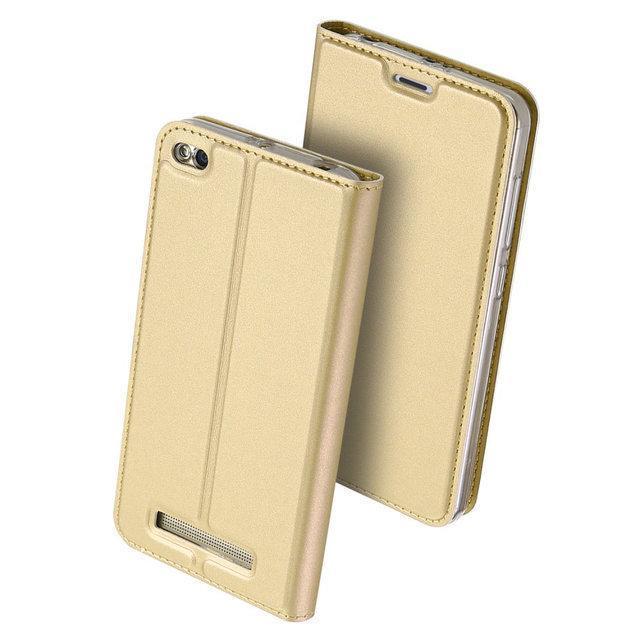 Чехол-книжка Dux Ducis для Xiaomi Redmi 4A gold