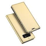 Чехол-книжка Dux Ducis для Samsung Galaxy Note 8/N950 gold, фото 2