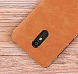 Чехол-книжка MOFI Vintage Series для Xiaomi Redmi 5 white, фото 4