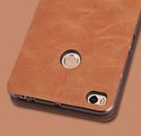 Чехол-книжка MOFI Vintage Series для Xiaomi Mi Max 2 blue, фото 4