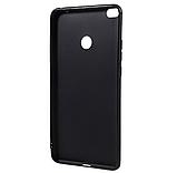 Силіконовий чохол SlimCase для Xiaomi Mi Max 2 black, фото 2