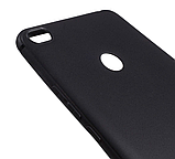 Силіконовий чохол SlimCase для Xiaomi Mi Max 2 black, фото 4
