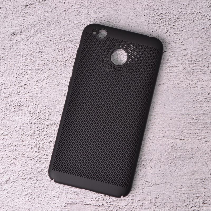 Чехол накладка Loco для Xiaomi Redmi 4X black