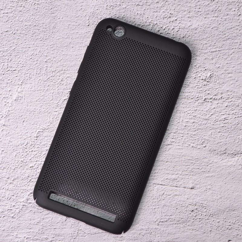 Чехол накладка Loco для Xiaomi Redmi 5A black
