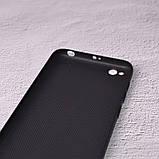 Чехол накладка Loco для Xiaomi Redmi 5A black, фото 3