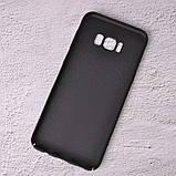 Чехол накладка Loco для Samsung Galaxy S8 Plus/G955 black, фото 2