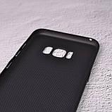 Чехол накладка Loco для Samsung Galaxy S8 Plus/G955 black, фото 4