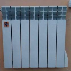 Электрорадиатор ЭРА+ 7 секций 910Вт