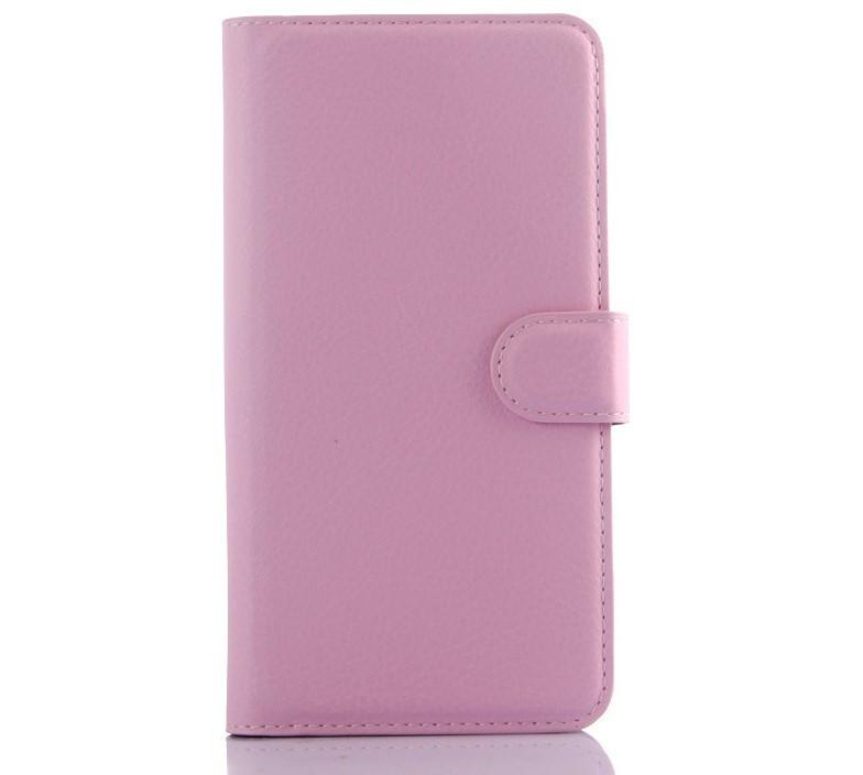 Чехол-книжка Bookmark для Meizu M2 Note light pink