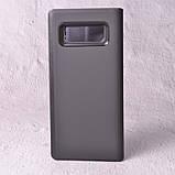 Чехол-книжка Clear Mirror для Samsung Galaxy Note 8 (N950) black, фото 3