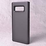 Чехол-книжка Clear Mirror для Samsung Galaxy Note 8 (N950) black, фото 4