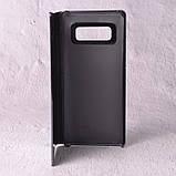 Чехол-книжка Clear Mirror для Samsung Galaxy Note 8 (N950) black, фото 6