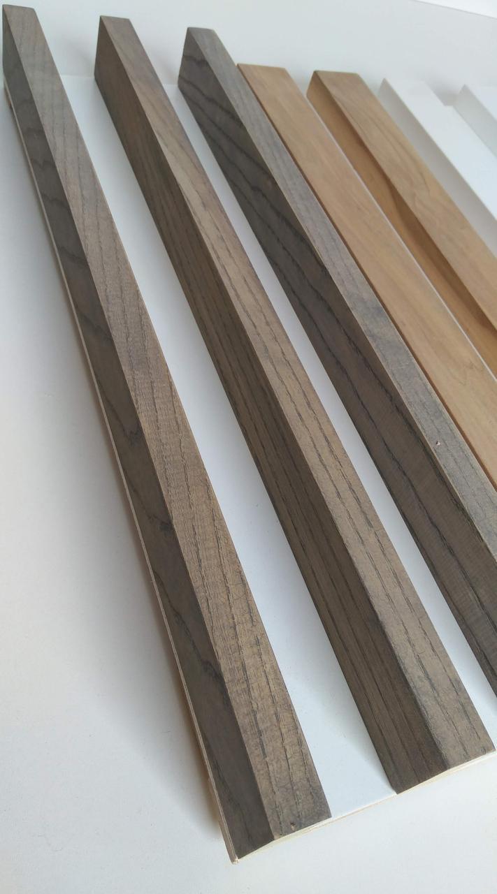 Стінові панелі wood country (дуб) 40x20