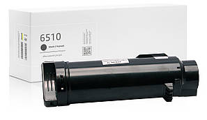 Картридж Xerox Phaser 6510 (чёрный) совместимый, повышенной ёмкости (5.500 копий) аналог от Gravitone